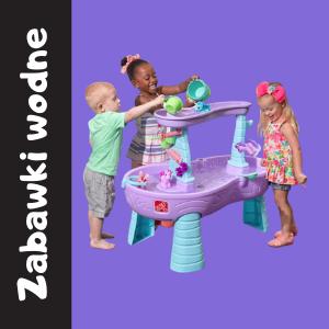Zabawki wodne