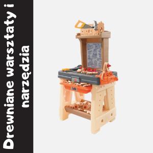Drewniane warsztaty i narzędzia